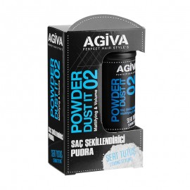 Agiva Powder Dust It 02 Strong Styling 20gr