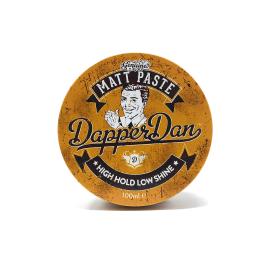 Dapper Dan Matt Paste High Hold Low Shine 100ml