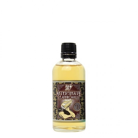 Hey Joe After Shave No 8 Classic Gold 100ml