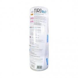 EUROSTIL ELASTIC PAPER ΧΑΡΤΙ ΛΑΙΜΟΥ 5x100τμ