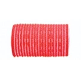Eurostil Ρόλλευ Αυτοκόλλητο Κόκκινο 36mm