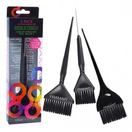 Framar Variety Coloring Brush Set 3 Pack