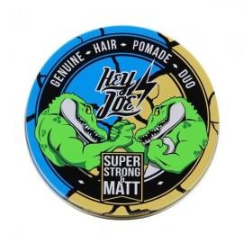 Hey Joe Pomade Duo - Super Strong & Matt 100gr