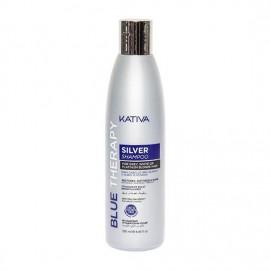 Kativa Blue Therapy Silver Shampoo 250ml