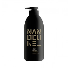 Keratin Nanocure 3D Brazilian Keratin Treatment 1000ml