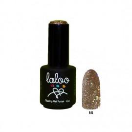 Laloo Ημιμόνιμο No.14 Μπρονζέ Με Ελαφρύ Shimmer 15ml