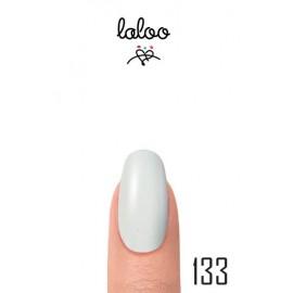 Laloo Ημιμόνιμο No.133 Υπολευκό Ημιδιάφανο (Βάση-Γαλλικού) 15ml