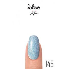 Laloo Ημιμόνιμο No.145 Mermaid Εφε (Γαλάζιο Μωβ Ημιδιάφανο) 15ml