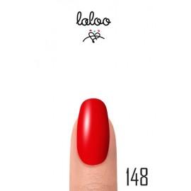 Laloo Ημιμόνιμο No.148 Κόκκινο Της Φωτιάς 15ml
