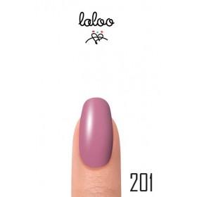 Laloo Ημιμόνιμο Νο.201 Ροζ Ανοιχτό 15ml