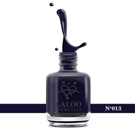 Laloo Βερνίκι No.13 Blue-Black 15ml