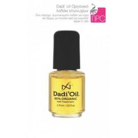 Dadi' Oil Οργανικό Λαδάκι Επωνυχίων 3.75ml