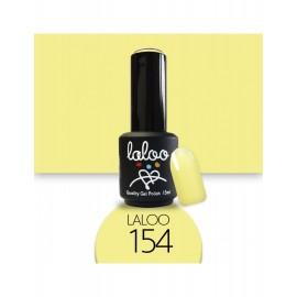 Laloo Ημιμόνιμο No.154 Κίτρινο (εξωτερικό της μπανάνας) 15ml