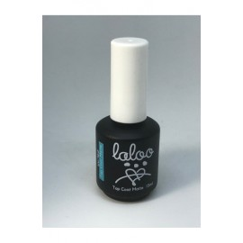 Laloo No Wipe Matte Top Coat 15ml