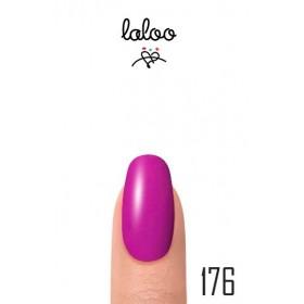 Laloo Ημιμόνιμο No.176 Βιολετί 15ml