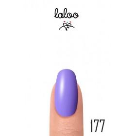 Laloo Ημιμόνιμο No.177 Λιλά 15ml