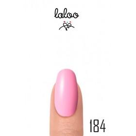Laloo Ημιμόνιμο No.184 Ροζ έντονο 15ml