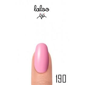 Laloo Ημιμόνιμο No.190 Ροζ 15ml