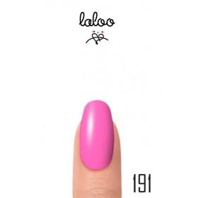 Laloo Ημιμόνιμο No.191 Ροζ (μωβίζει έντονο) 15ml