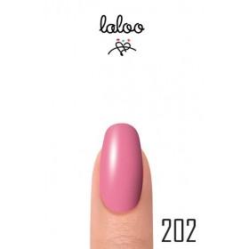 Laloo Ημιμόνιμο No.202 Ροδί 15ml