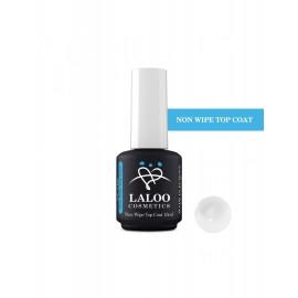 Laloo No Wipe Top Coat 15ml