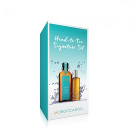 Moroccanoil Head To Toe Signature Set