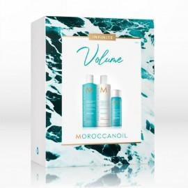 Moroccanoil Infinite Volume Spring Kit 2021 (Shampoo 250ml, Conditioner 250ml, Root Boost 75ml)