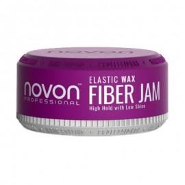 Novon Professional Elastic Wax Fiber Jam 150ml
