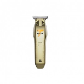 Professional Hair Trimmer T Razor Gold
