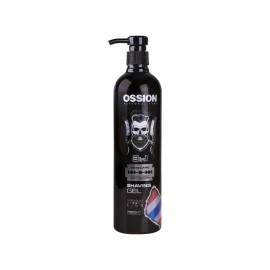 Ossion Premium Barber Line Gel Ξυρίσματος 700ml