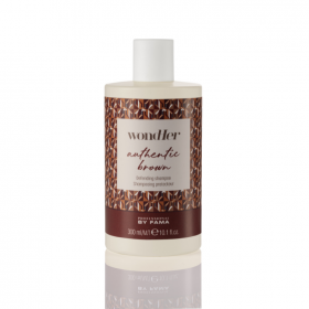 PBF Wondher Authentic Brown Defending Shampoo 300ml