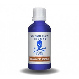 BLUEBEARDS REVENGE CUBAN BLEND BEARD OIL 50ml