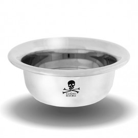 BLUEBEARDS REVENGE CHROME SHAVING BOWL