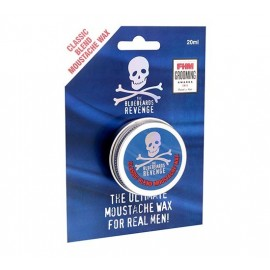 BLUEBEARDS REVENGE CLASSIC BLEND MOUSTACHE WAX 20ml