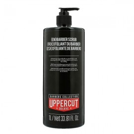 Uppercut Deluxe Barbers Collection Barber Scrub 1000ml