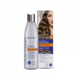Kativa Color Therapy Anti Brass Shampoo 250ml